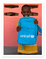 När höstterminen startade fick 772 000 barn i Haiti gratis skola.