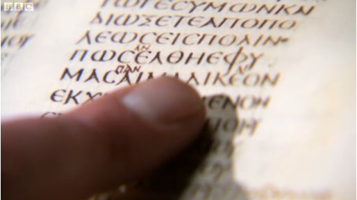 Scribes took care to preserve minor differences